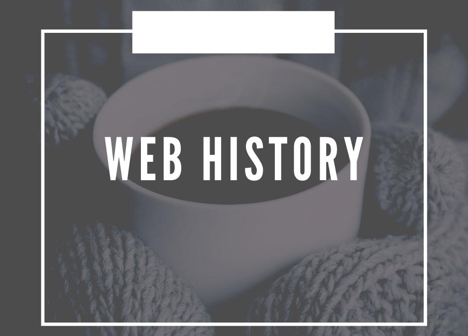 Back to Basics – Understanding Web Design History