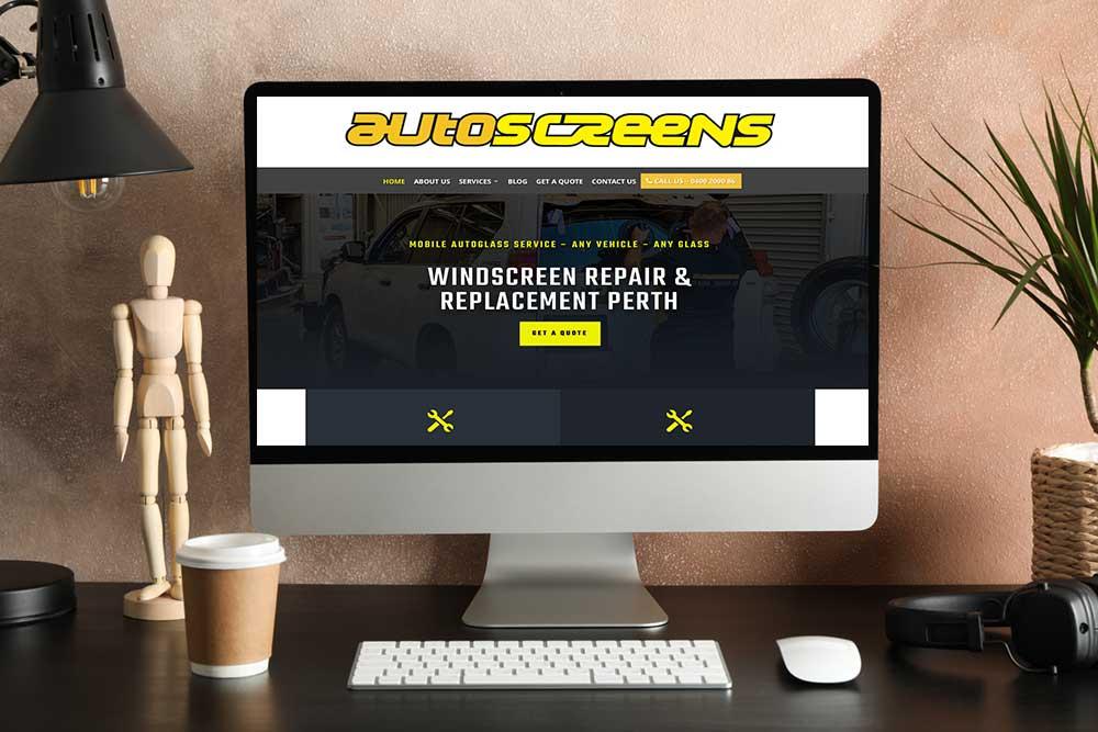 Autoscreens Perth Australia