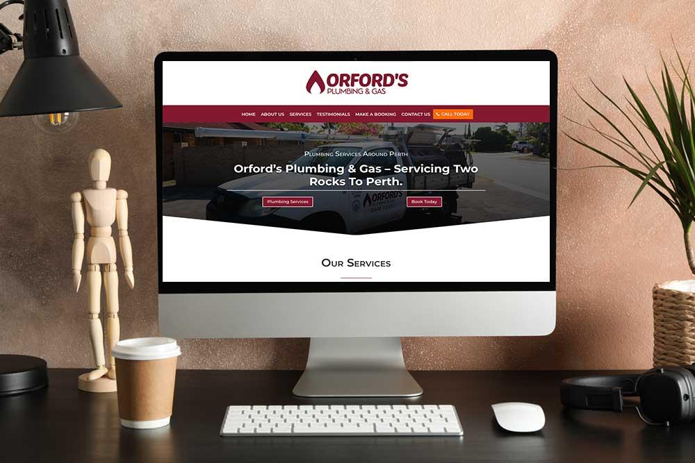 Orfords Plumbing & Gas