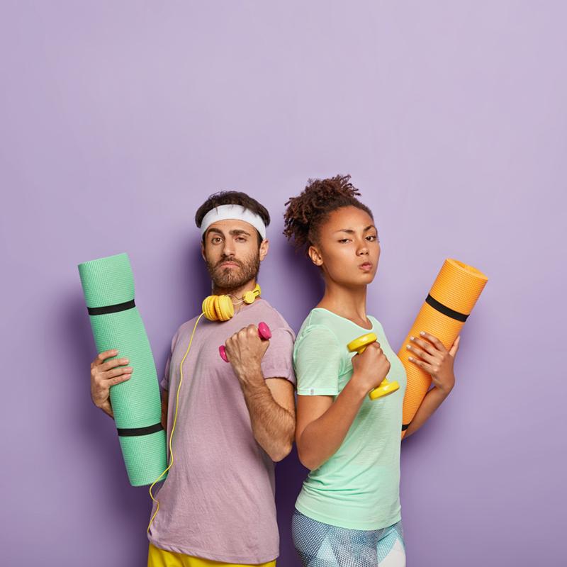 Fitness Website Package